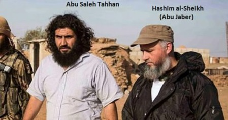 Un nuovo gruppo jihadista: Hayat Tahrir al-Sham (HTS) – by ...